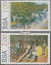 Zuid-Afrika 999-1000 (compleet Kwestie) First Day Cover 1996 Gerard Sekoto