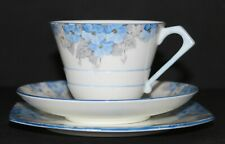 VINTAGE PARAGON ART DECO TRIO - CUP, SAUCER AND TEA PLATE - G1995
