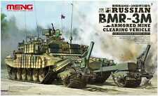 1/35 Meng Russian BMR-3M Armored Mine Clearing Vehicle #SS011