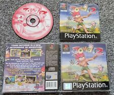 Tombi 2 - Sony PlayStation 1 PS1 Game