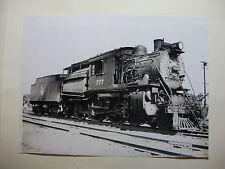 "USA965 - 10"" x 7½"" JERSEY CENTRAL LINES - LOCOMOTIVE No777 - USA Photo"