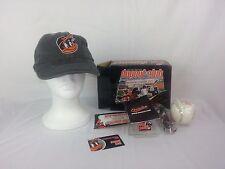 Baltimore Orioles Junior Dugout Club 2005 Cap Ball Card Neck Strap