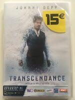 Transcendance DVD NEUF SOUS BLISTER Johnny Depp