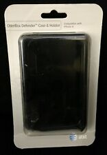 Otterbox Iphone 4 Black Phone Case New In Box