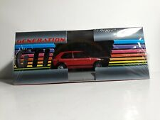 GTI Generation 1:43 - Volkswagen Golf 1 GTI  - red - NEW