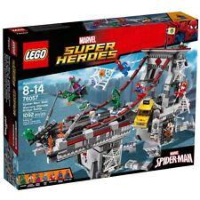 Lego DC Super Heroes 76057 Spider-Man Web Warriors Scarlet Ultimate Bridge NISB