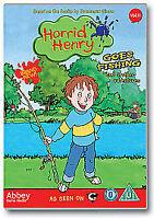 Horrid Henry Goes Fishing [DVD] [2009], Very Good DVD, ,