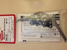 KYOSHO DBX DRT DRX DST ANTERIORE/POSTERIORE SWAYBAR Stabilizzatore Set, TRW152