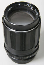 Pentax Super Takumar 135mm, f/3.5. M42 Screw Mount - manual focus lens