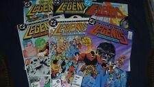 DC Legends, 1 - 6 Complete Set