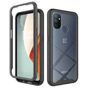 SDTEK Case for OnePlus Nord N100 Strong Rugged Hybrid Anti Shock Cover