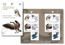 2018- Birds of Canada -: Booklet of 10  -MNH