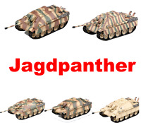 Easy Model 1/72 Germany Jagdpanther Tank Plastic Model All of easy model