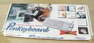 Vintage, UC-Logic Pen Keyboard for Windows 95, 98, and NT - Excellent Condition