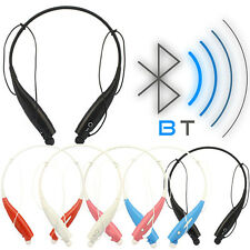 Wireless Bluetooth Stereo Headset Sports Headphone for iPhone HTC Samsung Sony