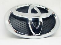 *NEW* GENUINE 05-11 TOYOTA YARIS FRONT BADGE EMBLEM GRILLE 75311-52140