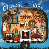 CROWDED HOUSE The Very Very Best Of 2CD BRAND NEW