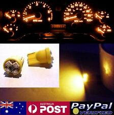 Amber LED Dash Gauge Light Kit - Suit Holden Commodore VB VC VH