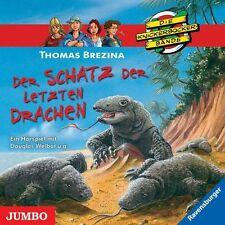 Die Knickerbockerbande. Der Schatz der letzten Drachen Thomas C. Brezina CD