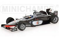 MINICHAMPS 436 980008 McLAREN MP4/13 F1 model race car Mika Hakkinen 1998 1:43rd
