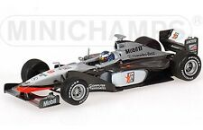Minichamps 436 980008 Mclaren Mp4/13 F1 Modelo Race Car Mika Hakkinen 1998 1:43 rd