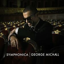 GEORGE MICHAEL - SYMPHONICA: CD ALBUM (March 17th 2014)