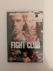 Fight Club DVD Free Postage R4