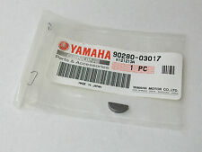 NEW OEM YAMAHA WOODRUFF KEY 90280-03017-00 YZ 60 80 85 100 125 250 490 IT 175