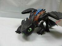 How to Train your dragon Giant Toothless Alpha Dragon Night Fury Figure Toy 22''