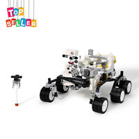 NASA Mars Rover 2021 Perseverance Car Vehicle Building Blocks Set 735 Pieces