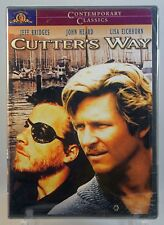 Cutter's Way (DVD, 2001) - FACTORY SEALED