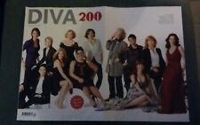 Diva 200 souvenir issue Lesbian lifestyle magazine