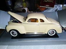 1941 Plymouth Special Deluxe Coupe -  Road Signature 1:18 Diecast