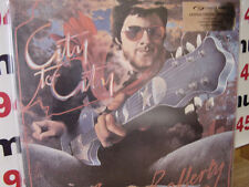 GERRY RAFFERTY City to City Held #1 1978 U.K 180 GRAM DELUXE PACKAGING RARE LP