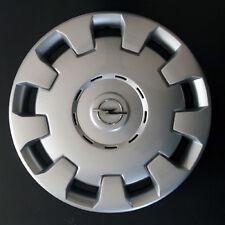 Serie 4 Copricerchi Coppa ruota 15 pollici con stemma cromato OPEL Astra -Zafira