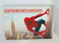 Marvel Spider-Man Limited Edition DVD Collector's Gift Set NO MOVIE