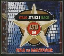 ITALO STRIKES BACK V2 Double CD Italo vs Dancefloor 1998