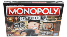 MONOPOLY Cheaters Edition Hasbro Board Game