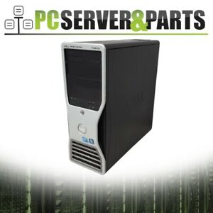 Dell T5500 Workstation 6-Core 3.33GHz X5680 No OS Wholesale Custom To Order