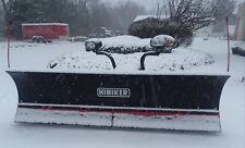 snow plow hiniker trip edge 9 ft. reversible