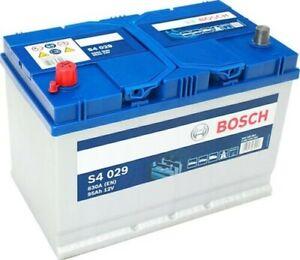 0092S40290 Batería para Coche Bosch S4 95Ah Amperio 830 En 12V Positivo Izq