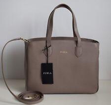 FURLA  Damen Tasche Modell: PAMELA Saffiano Leder Farbe: TORTORA  Größe S