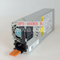 1PC Delta DPS-460KB B C 460W for Dell 8024F S4820 Switch power supply#ZH