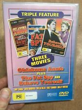 Oklahoma Annie/The Fat Spy/Behave Yourself(R2 DVD)New+Sealed Jayne Mansfield