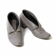 LIMI feu Leather folded shoes Size About US6.5(K-49321)