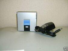 CISCO Linksys SPA2102 VoIP Router w/ 2FXS port (Factory Unlocked ) PAP2 PAP2T