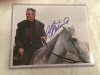 clint eastwood Original Signed Autographed 8x10 With COA From Alfies Autographs