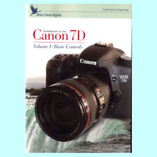 Blue Crane Digital Introduction to the Canon EOS 7D -Basic Controls Training DVD
