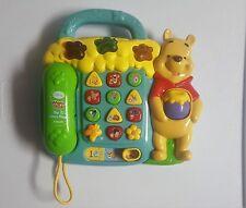 VTech Disney Winnie the Pooh Play & Learn Phone