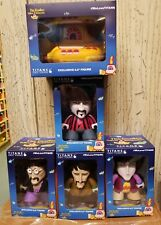 "Titans Beatles Yellow Submarine 6.5"" John Paul George Complete 5 Piece Set**NEW!"
